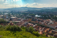 Trencin Slovakia Royalty Free Stock Photo