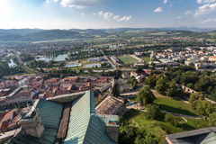 Trencin Slovakia Stock Images