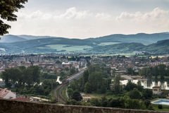 Trencin Slovakia Stock Images