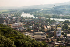 Trencin Slovakia Royalty Free Stock Images
