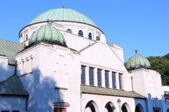 Trencin, Slovakia stock photo