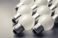 Trend Light Bulb Royalty Free Stock Photography