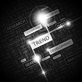 TREND Stock Photography