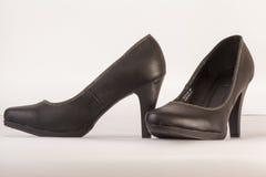 Trendiga skor för kvinnor Arkivfoton