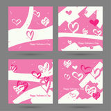 Trendy abstract background. Royalty Free Stock Images