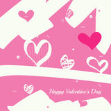 Trendy abstract background. Stock Image
