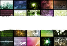 Trendy Backdrop Abstract Royalty Free Stock Photos