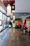 Trendy boutique Royalty Free Stock Photos