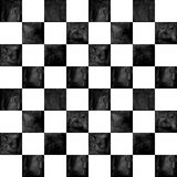 Trendy checkered pattern background Royalty Free Stock Photos