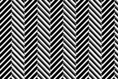 Trendy chevron patterned background Stock Photography