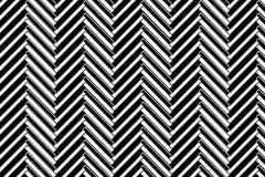 Trendy Chevron Patterned Background Stock Photography