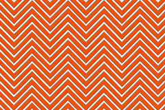 Trendy Chevron Patterned Background, Red And White Stock Photo