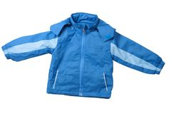Trendy child jacket Stock Photography