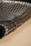 Trendy clutch bag Royalty Free Stock Image