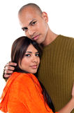 Trendy Couple Royalty Free Stock Image