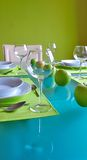 Trendy Dining Table Stock Images