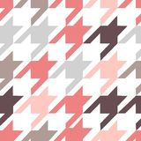 Trendy fabric pattern Stock Photography