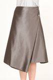 Trendy fashion skirt Royalty Free Stock Photo