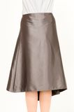 Trendy fashion skirt Royalty Free Stock Photography