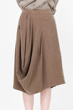 Trendy fashion skirt Royalty Free Stock Images