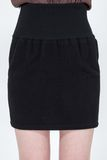 Trendy fashion skirt Royalty Free Stock Photography