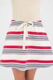Trendy fashion skirt Stock Photos