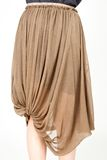 Trendy fashion skirt Stock Image