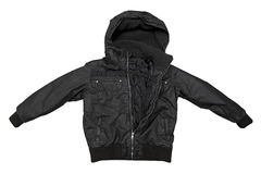 Trendy jacket Royalty Free Stock Images