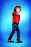 Trendy jongen Royalty-vrije Stock Foto