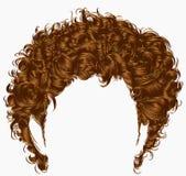 Trendy man hairs  fringe . medium length . beauty style .realistic  3d . Stock Photo
