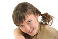 Trendy meisje Royalty-vrije Stock Afbeelding