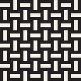 Trendy monochrome twill weave Lattice. Abstract Geometric Background Design. Vector Seamless Pattern. Trendy monochrome twill weave Lattice. Abstract Geometric Stock Photo