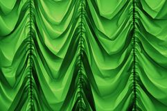 Curtain in French style royalty free stock photos