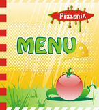 Trendy restaurant menu background to any creative design royalty free stock photography