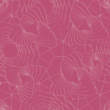 Trendy Seamless Pattern Royalty Free Stock Image