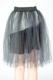 Trendy tutu sytle fashion skirt Royalty Free Stock Photography