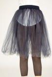 Trendy tutu sytle fashion skirt Stock Images