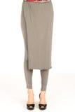 Trendy tutu sytle fashion skirt Royalty Free Stock Image