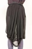 Trendy tutu sytle fashion skirt Stock Photos