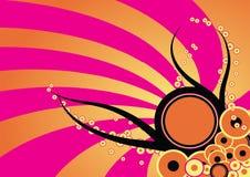 Trendy vector banner design Stock Images