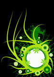 Trendy vector floral design vector illustration