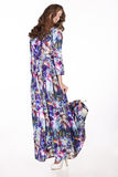 Trendy Woman in Casual Clothes - Classic Silky Dress Royalty Free Stock Photography