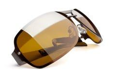 Trendy zonnebril Royalty-vrije Stock Afbeelding