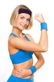 trenerze fitness Fotografia Stock