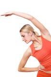 trenerze fitness Obrazy Royalty Free