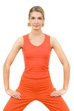 trenerze fitness Zdjęcie Royalty Free