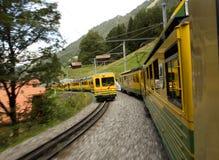 trenes Fotografía de archivo