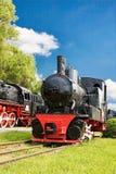 Trenes del vapor foto de archivo