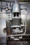 Trenes del vapor foto de archivo libre de regalías