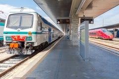 Treni ad alta velocità in Italia Fotografie Stock